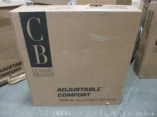 Classic Brands Twin XL Adjustable Bed Base
