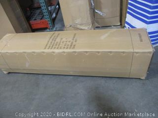 Classic Brands Cool Gel 12 inch Gel memory foam Mattress Queen