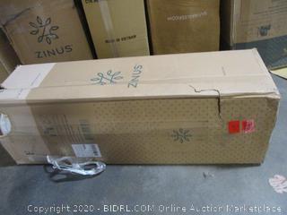 "Zinus Full 12"" Gel Memory foam Mattress"
