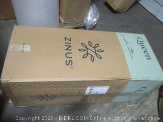 """Zinus Queen 8"""" Gel Memory foam Mattress"""