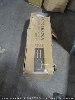 """Classic Brand 12"""" Latex Hybrid Mattress Twin XL"""