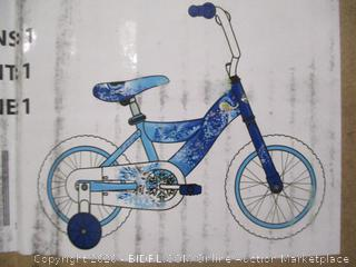 Huffy- Frozen- Children's Bike
