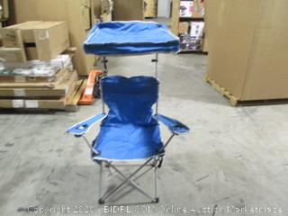 Ouik Chair- Folding Shade Chair ( tear, please see picture)