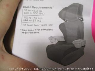Evenflo- Big Kid Sport- Booster Car Seat