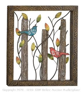 Regal Art and Gift - Birds in the Woods Wall Decor (Factory Sealed) online $123