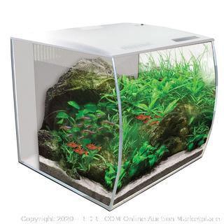 Fluval Flex Aquarium Kit - White - 15 gallon (Factory Sealed) online $139 (does not include items in aquarium)