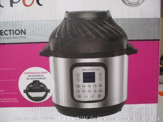 Instant Pot - Duo Crisp + Air Fryer