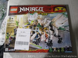 LEGO - 70679 NINJAGO The Ultra Dragon Build Set