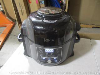 Ninja- Foodi- Pressure Cooker- 6.5 QT ($199 Retail)