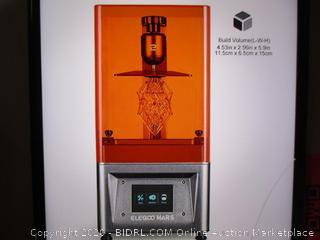Elegoo - Mars UV Photocuring LCD 3D Printer ($259 Retail)