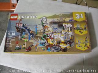 Lego- 31084-Creator- Pirate Roller Coaster