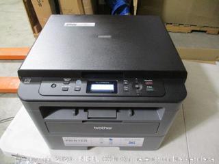 Brother- HL L2390DW- USB & Wireless- Black & White Laser, Scan, Copy Printer