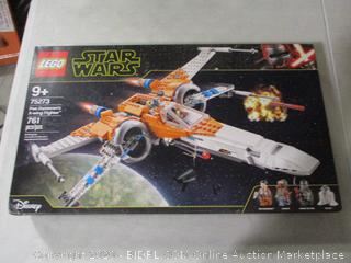 Lego- 75273- Star Wars- Poe Dameron's X Wing Fighter ( Sealed)
