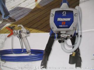 Graco - Magnum X5 True Airless Paint Sprayer ($290 Retail)