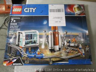 Lego- 60228- City- Deep Space Rocket And Launch Control