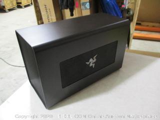 Razer - Core X Chroma Aluminum External GPU Enclosure ($399)