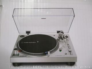 Audio-Technica AT-LP120XUSB Direct-Drive Turntable ($229 Retail)