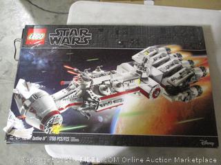 Lego - Star Wars Tantive IV 75244 Build Set ($299 Retail)