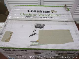 Cuisinart Portable Electric Grill