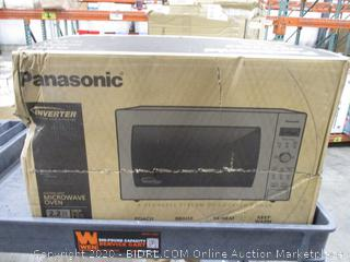 2.2 Cu. Ft. Built-In/Countertop Cyclonic Wave Microwave Oven with Inverter Technology™ - Stainless Steel