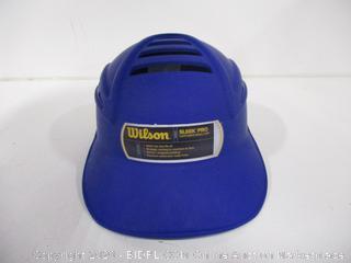Wilson Sleek Pro  Catcher's Skull Cap