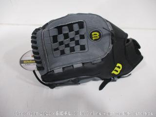 Wilson Left Hand Throw Baseball Glove