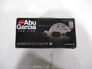 Abu Garcia Ambassadeur S Baitcast Reel