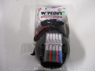 Wipeout Dry Erase Helmet
