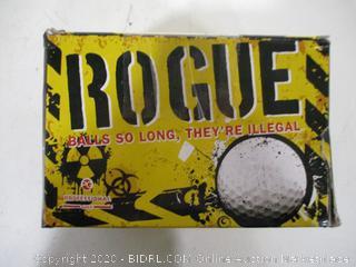 Rogue Golf Balls