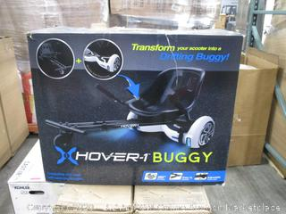 Hover-1 - Buggy Self-Balancing Scooter Attachment - Black
