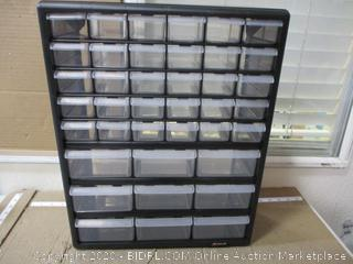 Homak - 39-Drawer Parts Organizer