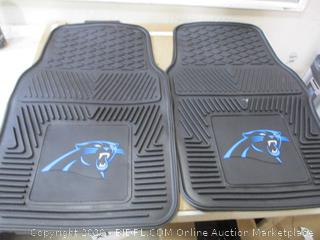 Carolina Panthers - Car Floor Mats