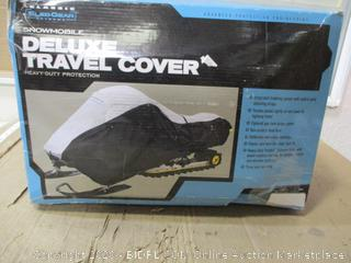 Deluxe Travel Cover Snowmobile Cover (X-Large)