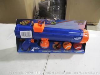 Nerf- Dog Tennis Ball Blaster