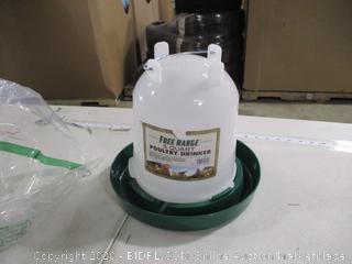 Harris Farms- Free Range 5 QT Poultry Drinker