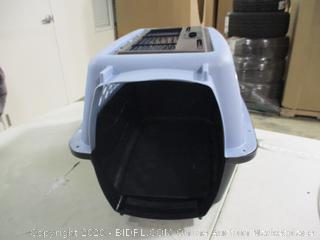 Frisco- 2 Door Top Load Plastic Kennel