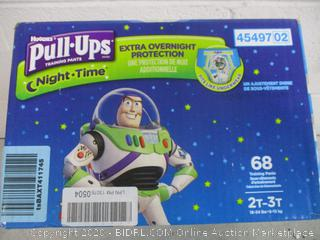 Pull Ups Diapers