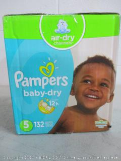 Pampers Diapers (See Pictures)