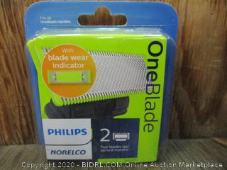 Philips Norelco One Blade 2 ccartridges