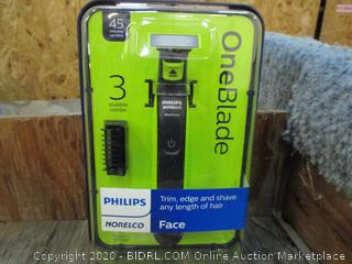Philips Norelco One Blade Face
