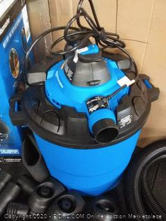 Vacmaster 12-gal. Wet/Dry Vacuum with Detachable Blower