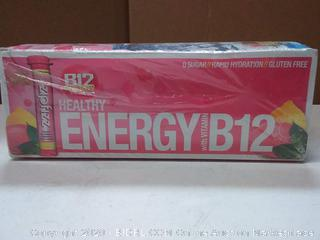 zipfizz healthy energy with vitamin B12 drink additive