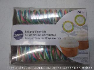 lollipop flavor kit 24 count