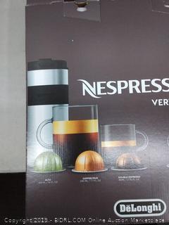 Nespresso Black Vertuo Espresso Machine (NEW)