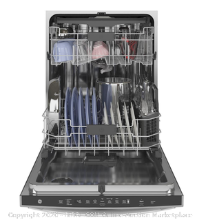 GETop Control Tall Tub Dishwasher in Stainless Steel with Stainless Steel Tub and Steam Prewash, 46 dBA # GDT665SSNSS($648.90)