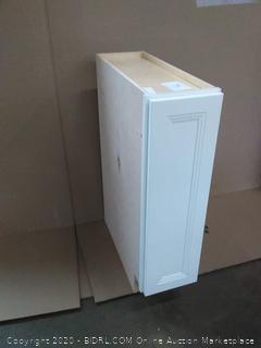Schuler Spice Cabinet with no slam door