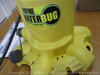 Wayne Water Bug