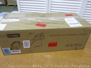 Vacuum Clean Drywall Sander