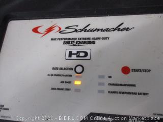 Battery Charger/Engine Starter