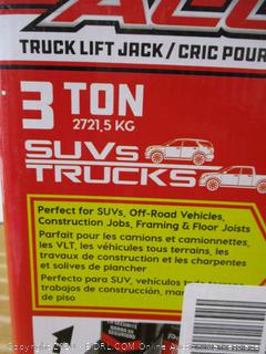 Truck Lift Jack